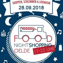 Zweites Food Night Shopping in Oelde am 28.09.