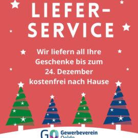 Onlineangebot & Lieferservice in Handel & Gewerbe